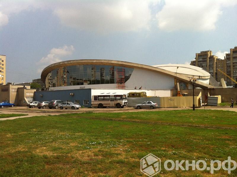 Ледовый дворец спорта «Кристалл»